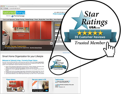 Star Ratings USA badge